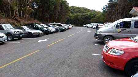 parking in Costa Rica