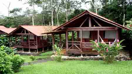 Naturhotel in Costa Rica