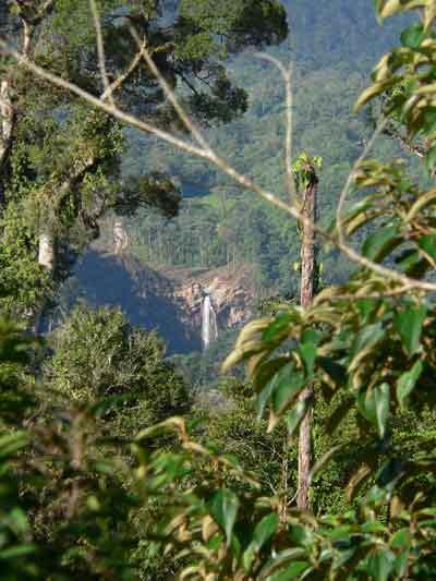 wasserfall costarica