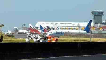 Flugverbindungen in Costa Rica