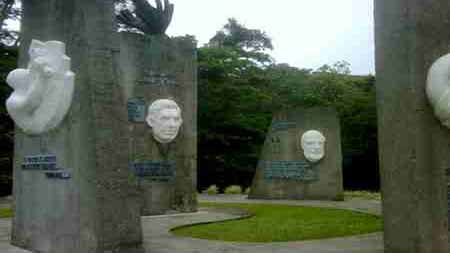 Friedensmonument in Costa Rica