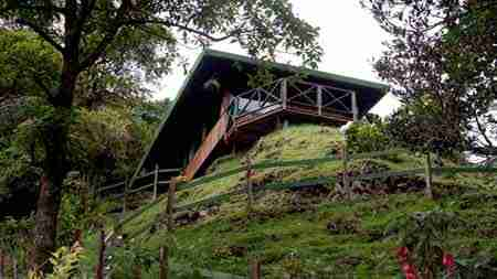 Trogon Lodge, Costa Rica