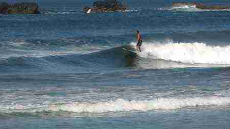 Surfen in Samara
