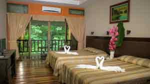 Hotel bambu Sarapiqui